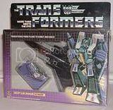 Transformers Skywarp G1 decepticon MISB